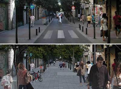 mejorar espacios urbanos de pueblos y ciudades