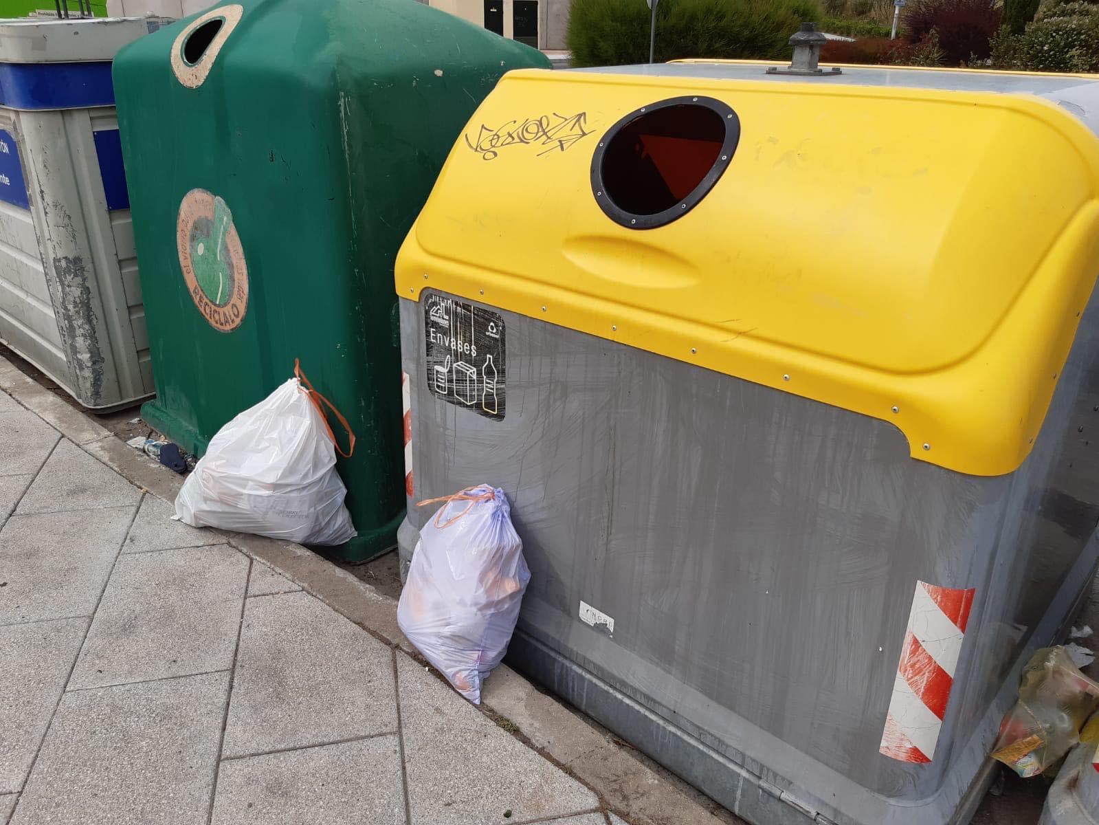 Ciudades de basura, basura en las ciudades