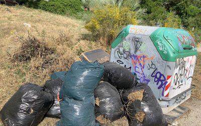 Ciudades de basura o basura en las ciudades