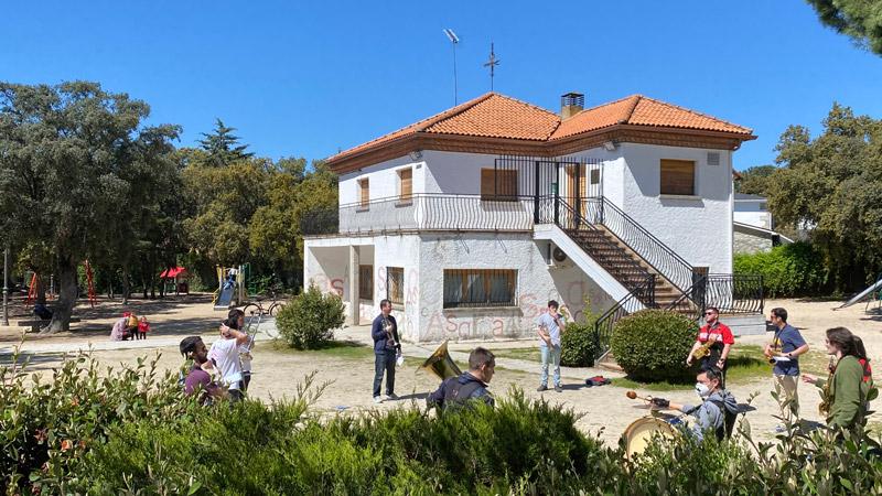 Casa Rosa en Torrelodones