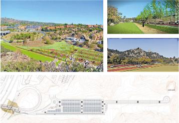 proyecto de la creación del aparcamiento subterráneo del sector 11 de Torrelodones